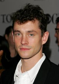 Hugh Dancy at the 61st Annual Tony Awards.