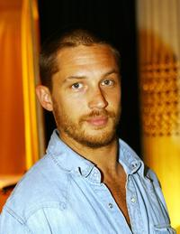 Tom Hardy at the preview of SkyHD Designer Box Collection.