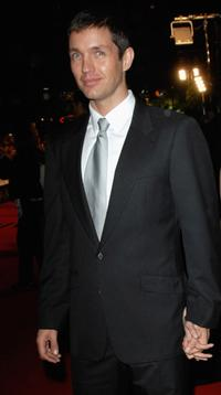 Matthew Marsden at the London Gala premiere of