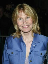 Donna Hanover at the premiere of