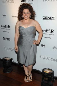 Marissa Jaret Winokur at the 9th Annual amfAR Honoring With Pride Celebration.