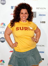 Marissa Jaret Winokur at the Stand Up For Cancer.