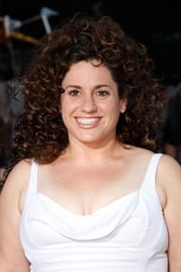 Marissa Jaret Winokur at the world premiere of