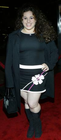 Marissa Winokur at the premiere of