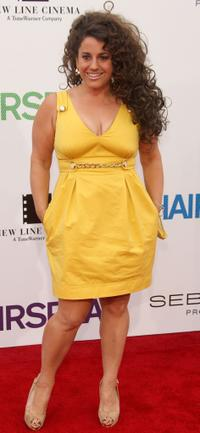Marissa Winokur at the Los Angeles premiere of