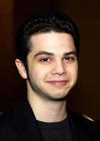 Samm Levine at the screening of
