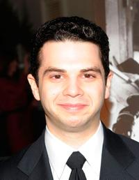 Samm Levine at the 4th Annual Kirk Douglas Award For Excellence In Film Awards during the Santa Barbara International Film Festival.