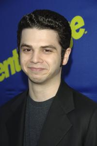 Samm Levine at the premiere of