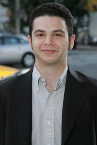Samm Levine at the opening night of the Malibu Film Festival.