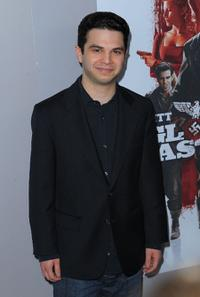 Samm Levine at the DVD launch of