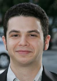 Samm Levine at the opening night of Malibu Film Festival.