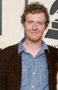 Glen Hansard at the 50th Annual Grammy Awards.