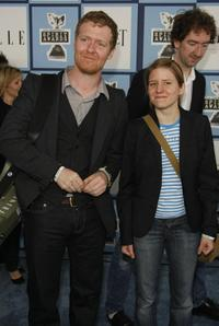 Glen Hansard and Marketa Irglova at the 2008 Spirit Awards.