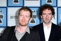 Glen Hansard and Director John Carney at the 2008 Film Independent's Spirit Awards.