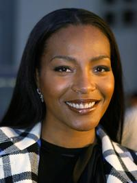 Nona Gaye at the opening of