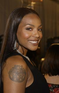 Nona Gaye at the world premiere of