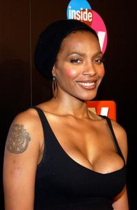 Nona Gaye at the TV Guide and Inside TV 2005 Emmy after party.
