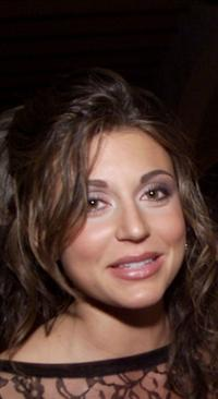 Cerina Vincent at the afterparty of the premiere of