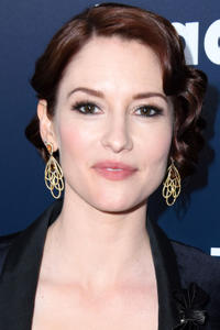 Chyler Leigh at the 28th Annual GLAAD Media Awards in Beverly Hills, California.