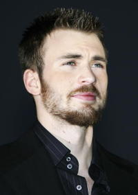 Chris Evans at the Germany premiere of