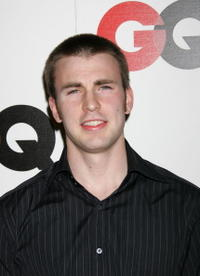 Chris Evans at GQ magazine's 2005