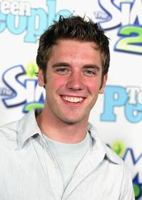 Bret Harrison at the 1st Annual Teen People