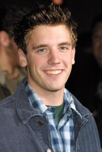 Bret Harrison at the South Parks's Fifth Anniversary Party.