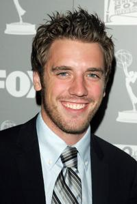 Bret Harrison at the 20th Century Fox Television and FOX Broadcasting Company 2006 Emmy party.