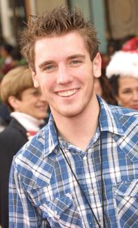 Bret Harrison at the premiere of