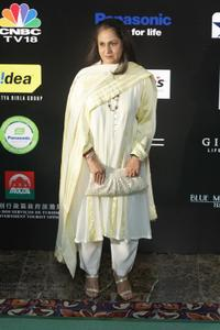 Jaya Bachchan at the 10th International Indian Film Academy (IIFA) Awards.
