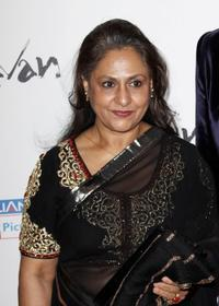 Jaya Bachchan at the world premiere of