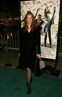 Laura Cayouette at the California premiere of