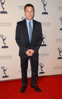 Paul Greenberg at the Academy of Television Arts & Sciences Writer Nominees' 64th Primetime Emmy Awards Reception.