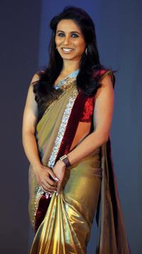 Rani Mukherjee at the launch of