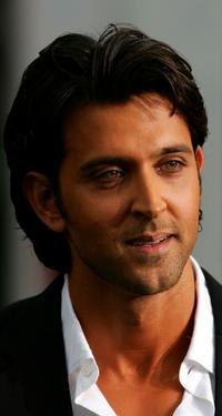 Hrithik Roshan at the International Indian Film Academy Awards (IIFAs).