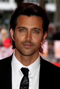 Hrithik Roshan at the European premiere of