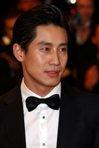 Shin Ha-kyun at the premiere of