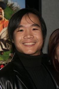 Trieu Tran at the premiere of