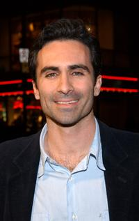 Nestor Carbonell at the premiere of