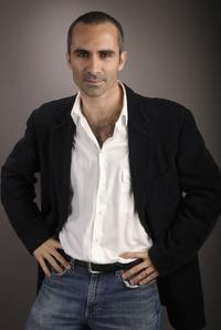 Nestor Carbonell at the Portrait Studio during the AFI Fest 2005.