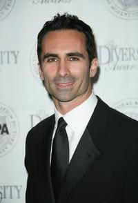 Nestor Carbonell at the 15th Annual Diversity Awards.