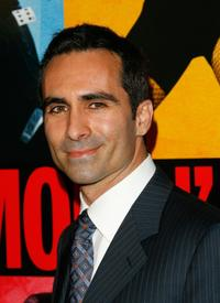 Nestor Carbonell at the world premiere of