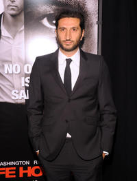 Fares Fares at the New York premiere of