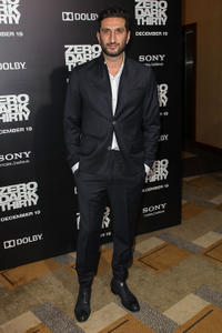 Fares Fares at the California premiere of