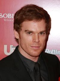 Michael C. Hall at the season premiere of Showtime's