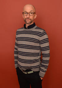 Jim Rash at the portrait session of