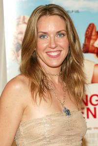 Liz Phair at the screening of
