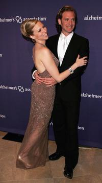 Deborah Gibson and Malcolm Gets at the Alzheimer's Association's 13th Annual