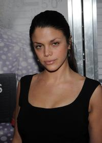 Vanessa Ferlito at the screening of