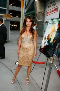Vanessa Ferlito at the Los Angeles premiere of